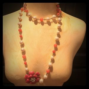 Chanel beaded necklace
